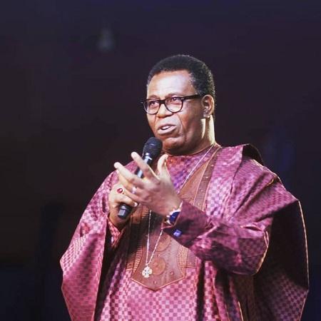 Biography Of Bishop Felix Adejumo
