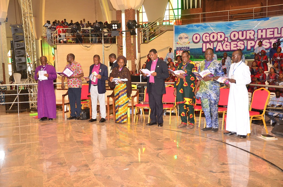 KEEP THE DIVCCON VISION ALIVE, OKOH CHARGES THE CHURCH