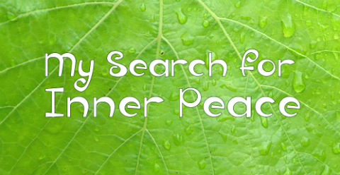 My Search for Peace