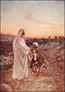 A Leper's Thanksgiving
