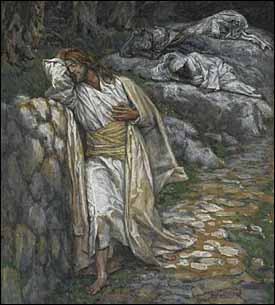 The Bold Intimacy of Gethsemane