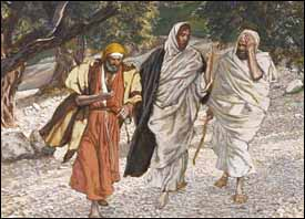 A Companion Along the Way: Easter Sunday on the Emmaus Road