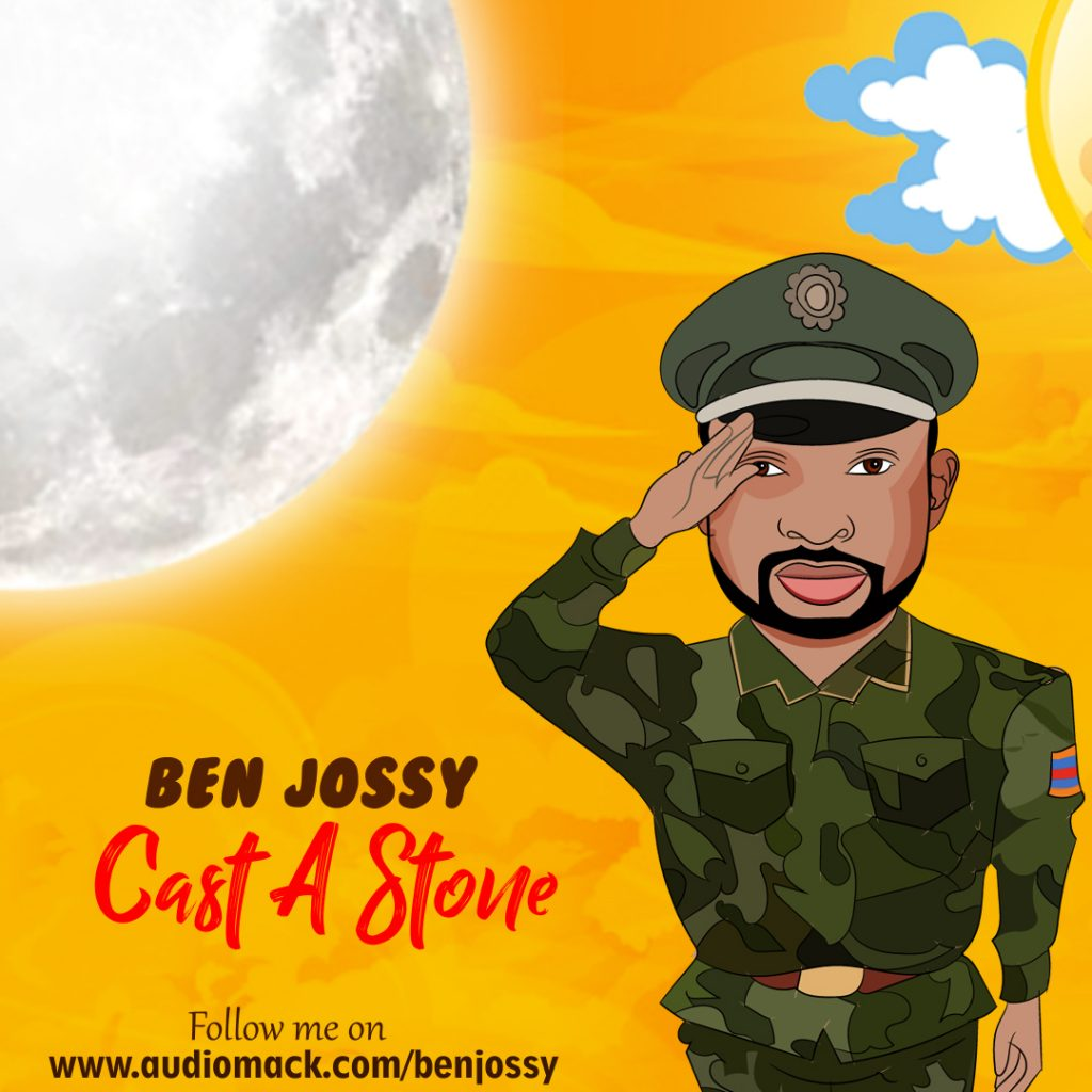 Song Review: Cast A Stone by Ben Jossy